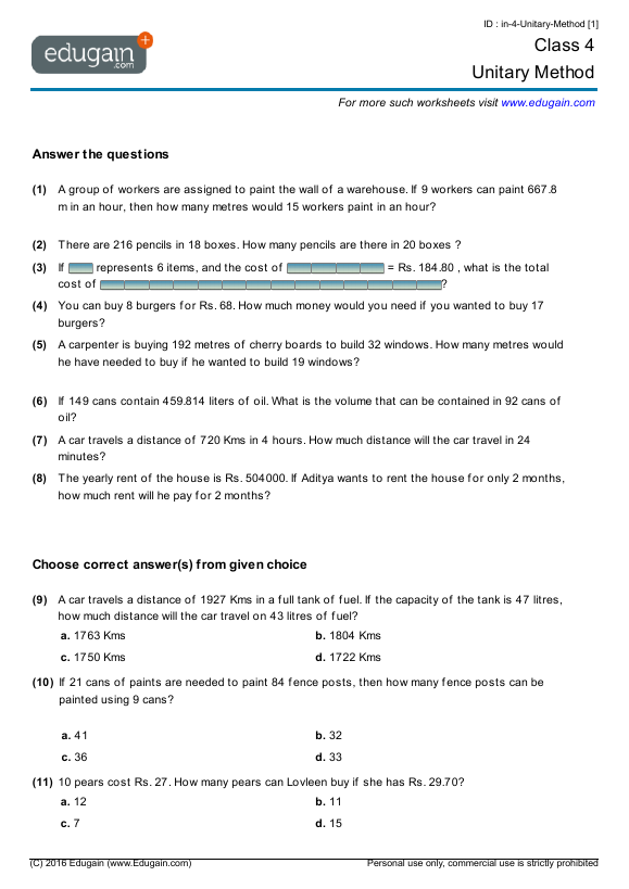 Year 9 Maths Revision Worksheets & year 5 worksheets maths year 5 ...