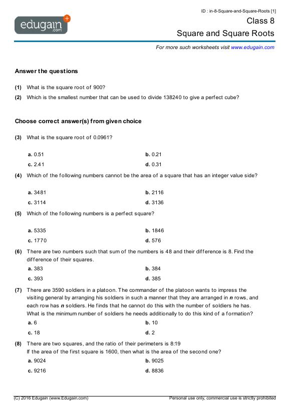 math worksheet : mathematics worksheets for grade 8 pdf  educational math activities : Math Pdf Worksheet
